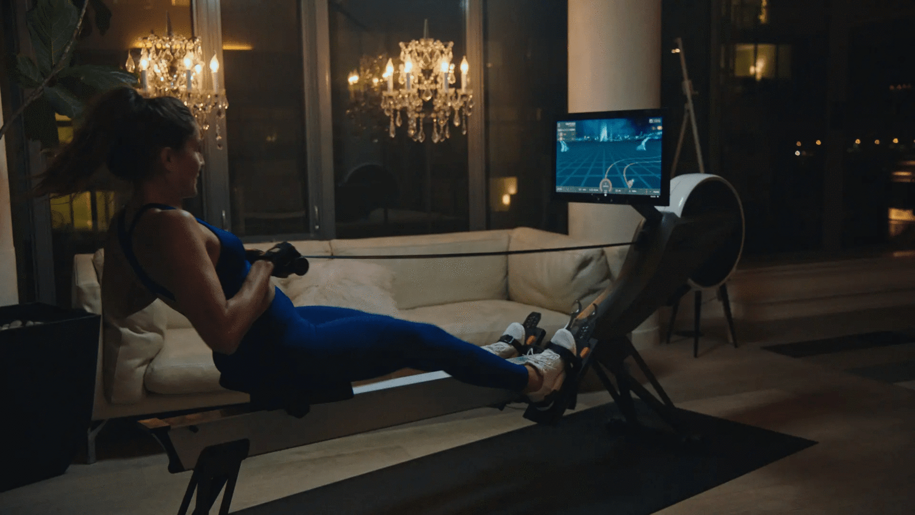 当室内智能健身遇到游戏化,加拿大家庭智能健身运动厂商Aviron获450万美元新融资