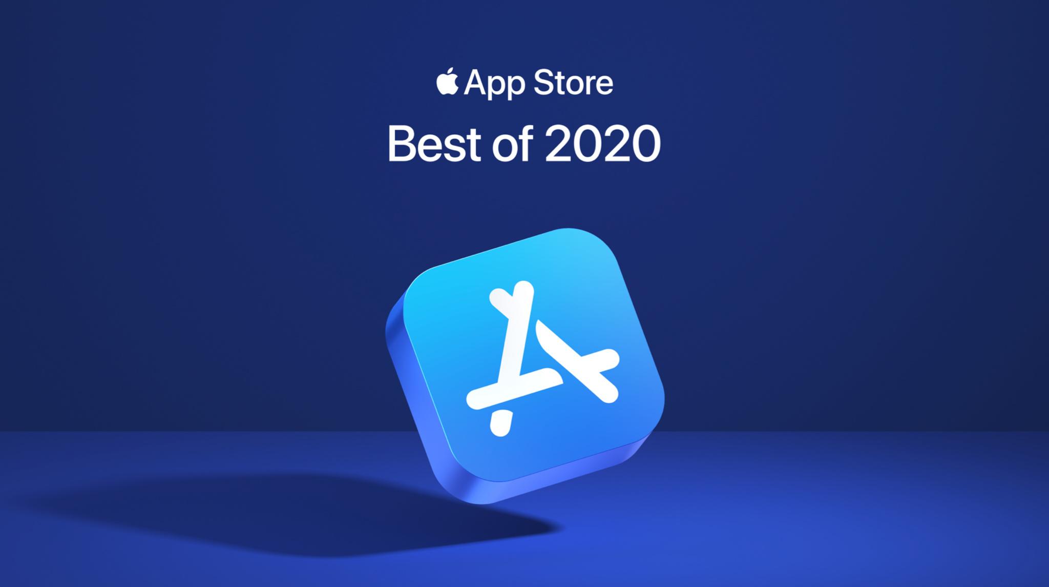 苹果发布2020年度各类最佳应用程序榜单,人们对自我健康管理、远程学习和办公、家庭亲情关怀类应用的关注明显上升