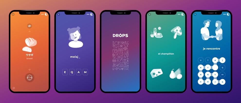 欧洲教育科技独角兽Kahoot!收购游戏化英语学习应用Drops,后者曾被谷歌评为2018年年度最佳教育应用程序
